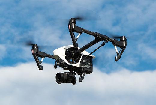 Seguros Mapfre protege a los profesionales que utilizan drones en su negocio