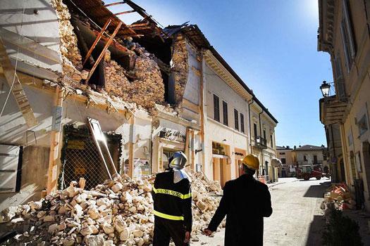 Seguro de Riesgos Extraordinarios terremoto