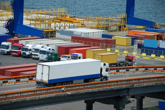 seguro CMR de transporte terrestre de mercancías en camión