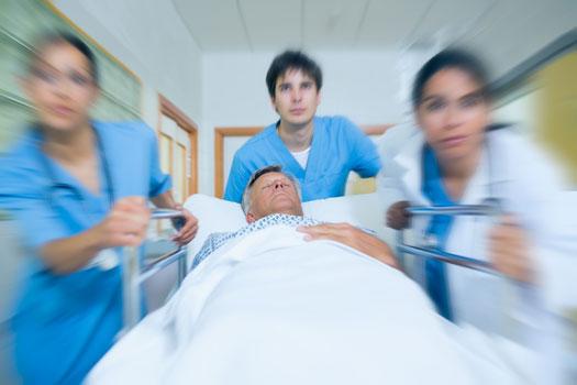 Urgencia vital y seguro de salud
