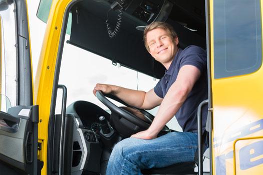 historial de siniestralidad del conductor del camión