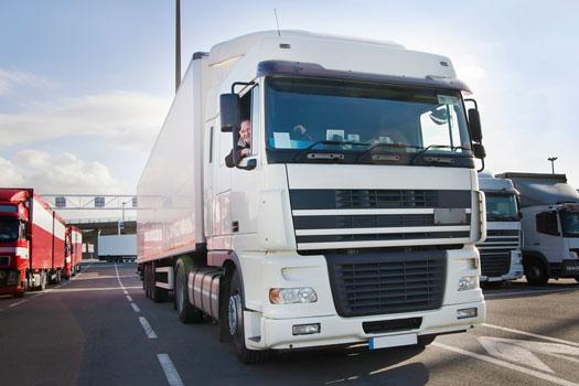 Tonelaje del camión para calcular precio del seguro