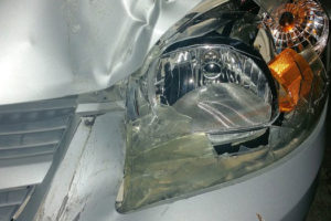 accidentes leves de tráfico que atienden los seguros de coche