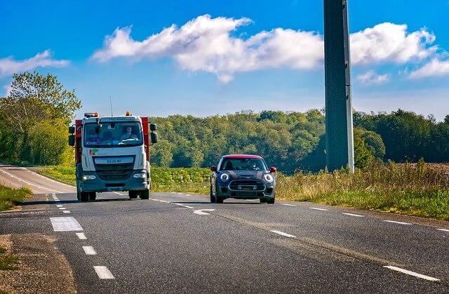 Seguro RC de la Carga para camiones