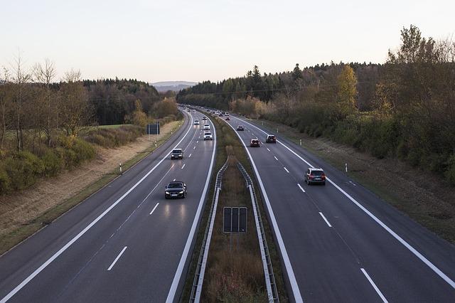 Siniestralidad en carreteras españolas