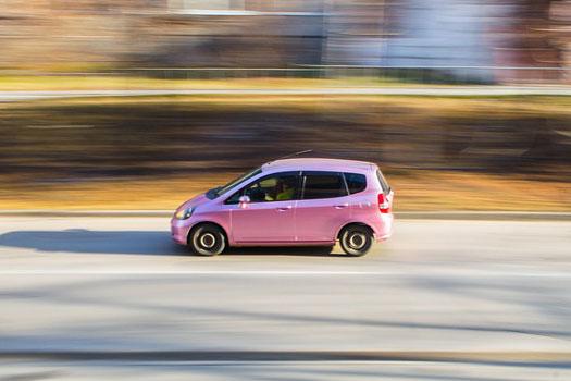 Siniestros en carretera por velocidad inadecuada