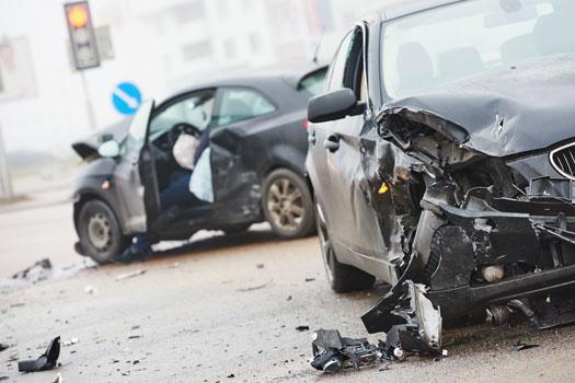 cobertura del accidentes de tráfico del seguro de vida.
