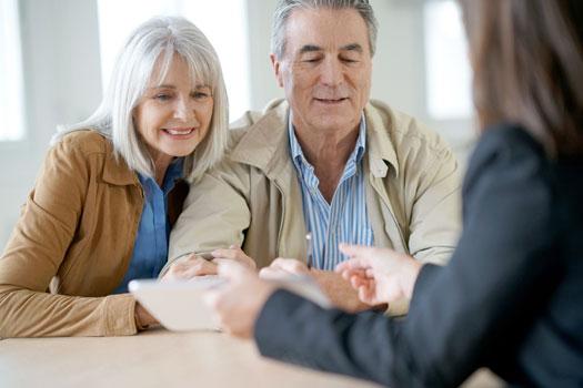 Seguros de Vida para mayores de 55 años