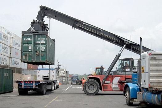 seguros de  mercancías para el camión