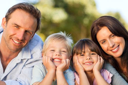Seguros de Salud en España, familias con seguro médico