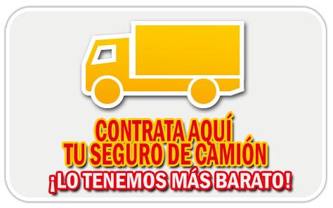 Seguros para Camiones baratos