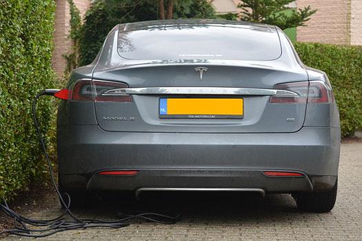 Póliza de coche eléctrico