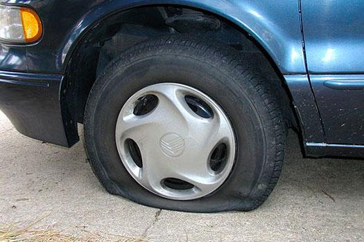 asistencia del seguro de coche es una avería