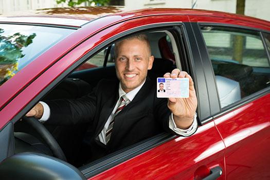 ¿Sabes cuántos puntos te quedan en el carnet de conducir?