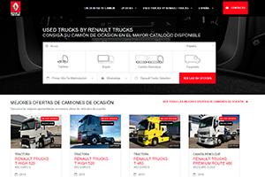 Camiones de segunda mano Renault Trucks