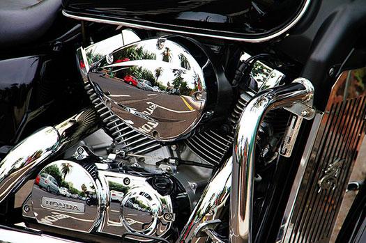dispositivos de seguridad de motos