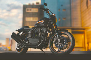 Seguro de moto con la cobertura de robo