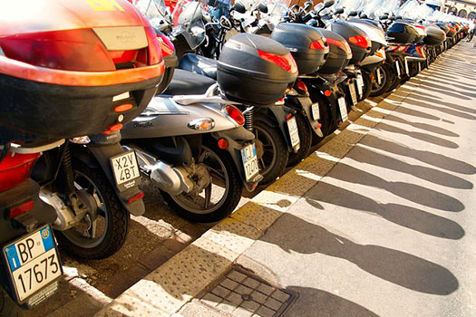 Seguros de robo para ciclomotores
