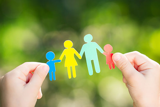 seguros para la protección de la familia