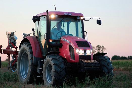 Seguro de circulación para tractores