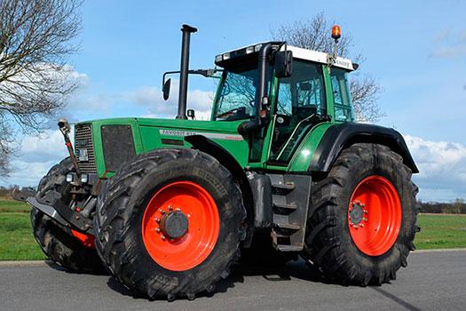 Seguros para tractores