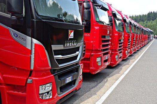 Aparcamientos para camiones seguros