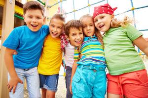 Asegurar la salud dental de los niños - sonrisa saludable