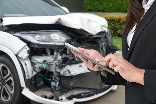 Valoracion del vehiculo que hace la aseguradora del coche