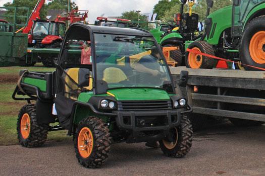 vehiculo utv agricola