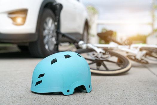 Accidentes de bicicleta - Seguros para bicicletas