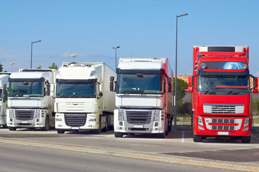 Comprar camiones de segunda mano en Internet