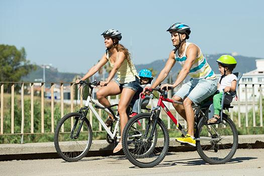 Seguros para Bicicletas - Asistencia en viaje