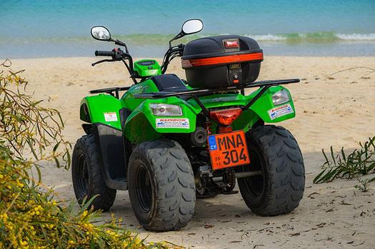 Quad Homologado - Seguro ATV