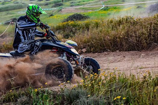 seguro para el quad - casco de seguridad ATV
