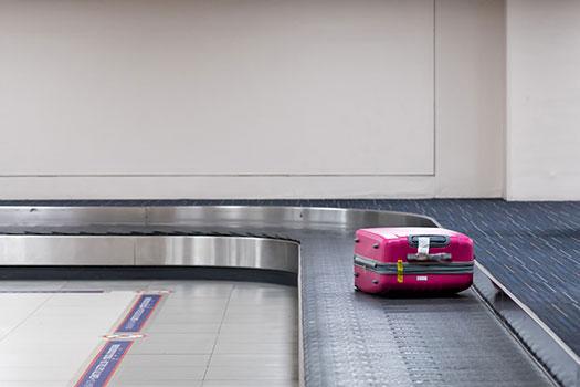 seguro del viaje - pérdida de equipaje