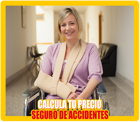 calcular seguros de accidentes personales