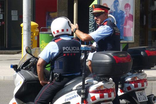 seguros de vida de policía autonómico - mossos descuadra