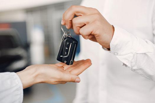 Renting de coche