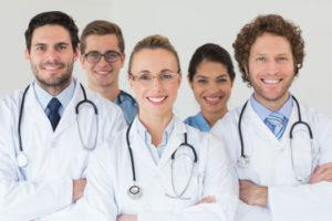 Cuadro Médico del Seguro de Salud