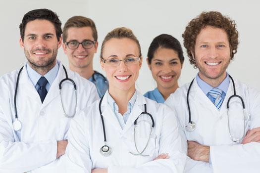 Cuadro médico de seguros de salud