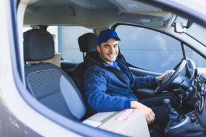 conductor en seguros de flotas
