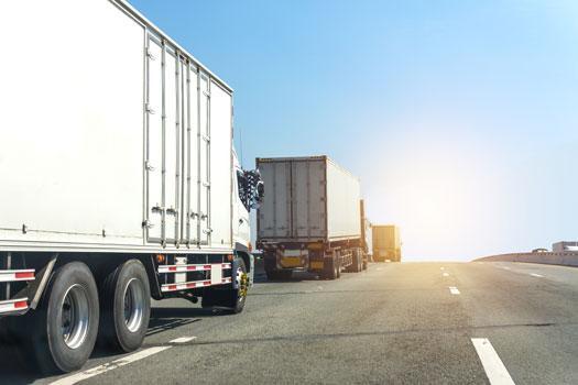flota de camiones - seguros para conductores