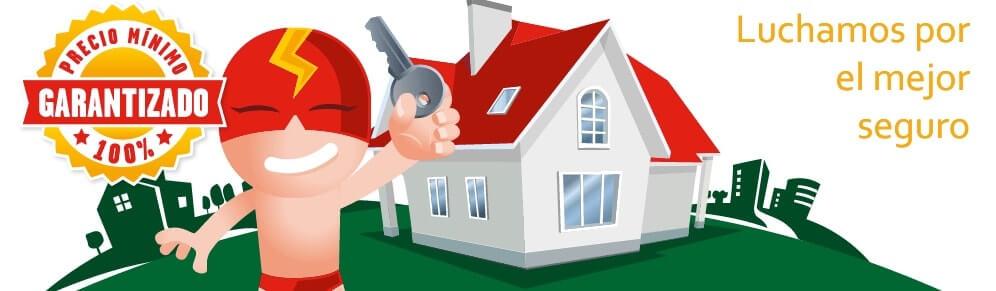Calcula tu seguro de hogar