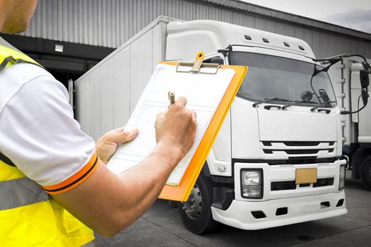 exceso de carga en el camion - sanciones