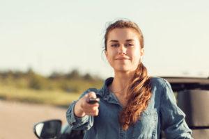 incluir a mi hija en el seguro de coche - conductora ocasional