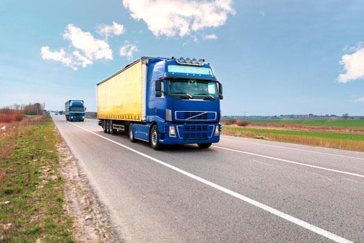 Peso máximo autorizado en camiones