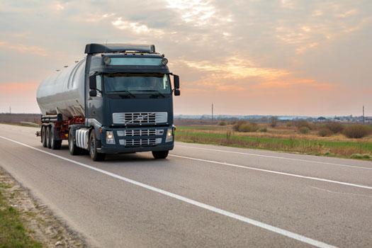 transportistas camioneros en estado de alarma por covid 19