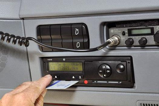 tacografo - tiempos de descanso durante el estado de alarma por covid19
