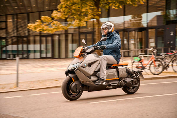 125cc electric motorcycle