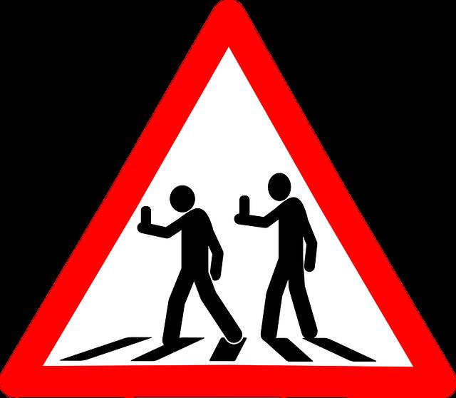 El móvil está presente en prácticamente todos los accidentes provocados por peatones.
